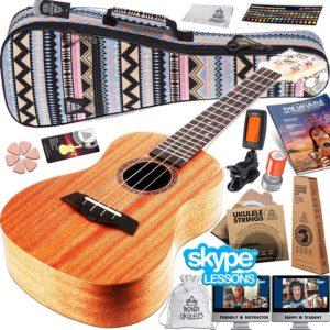 Bondi-Concert Ukulele Starter Kit