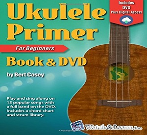 ukulele book and dvd