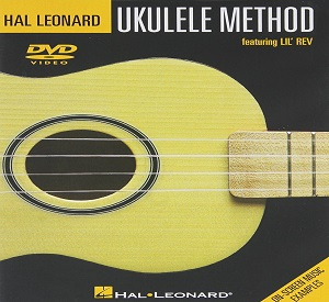 ukulele instruction dvd
