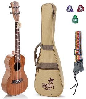 concert ukulele deluxe