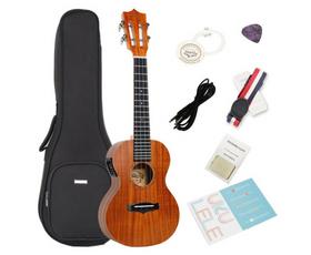 Hankey KUC-70 EQ Acoustic Electruc Tenor Ukulele
