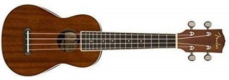 Best Fender Uke