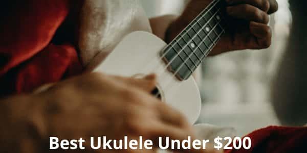 Best Ukulele Under $200