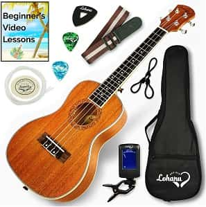 Best Sounding Ukuleles