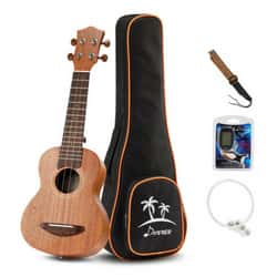 donner soprano ukulele DUS-1