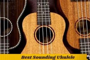 Sounding Ukulele
