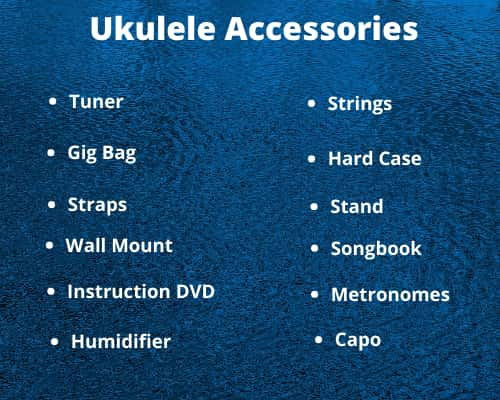 Essential Ukulele Accessories