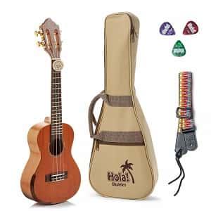 Tenor Ukulele Professional Series by Hola! Music